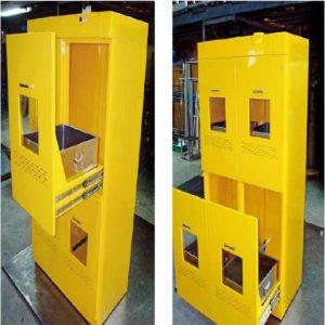 廢液櫃,鋼瓶櫃,公安櫃