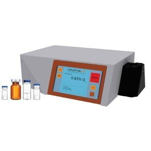GPX1500-Vial 頂部氧氣分析儀(製藥用)