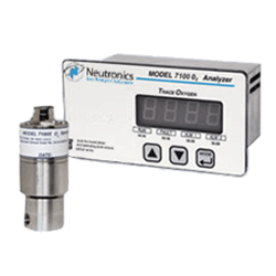 Model 7100 微量氧氣分析儀