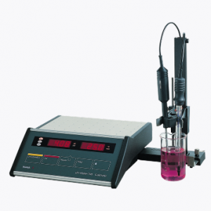 766 實驗室pH 分析儀