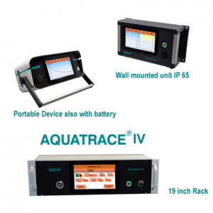 AQUATRACE IV腐蝕性氣體水份分析儀