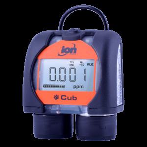 Cub 攜帶式TVOC偵測器