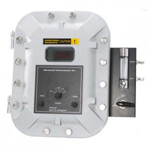 GPR-18 ATEX 耐壓防爆型微量氧氣分析儀