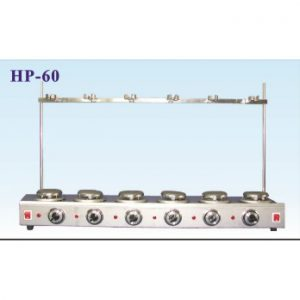 HP-60 六聯及三聯式平板加熱爐