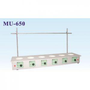 MU-650六孔電熱包莘取裝置