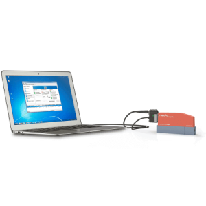 Get red-y 流量計操作軟體