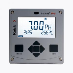 Stratos Pro工業傳送器