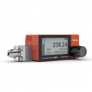 Red-y compact series 直讀式氣體質量流量計